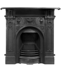 Victorian Fireplace Cast Iron Combination - Pendragon ...