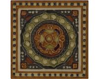 Traditional Tube lined Fireplace Tiles - Pendragon Fireplaces