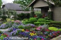 Simple Home Flower Gardens