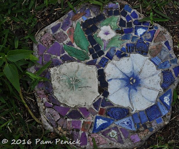 Festive Spring At Lucinda Hutson39s Purple Cottage Digging