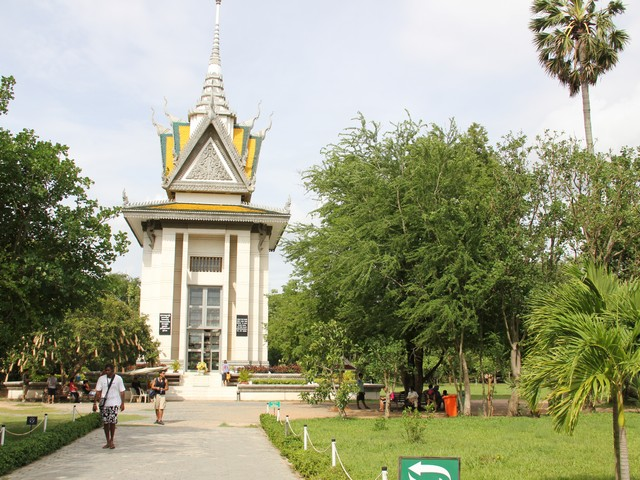 Choeung Ek Genocidal Center, Cambodia Photo: Peninsularity Ensues