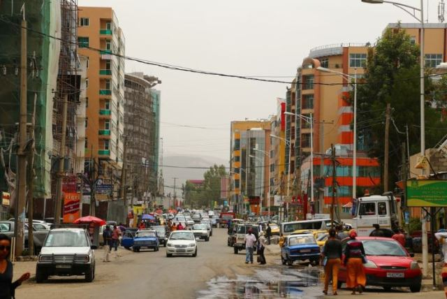 Addis Ababa, Ethiopia Photo: Peninsularity Ensues