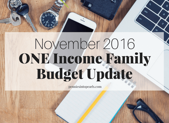 Tell your money where you want it to go with this FREE family budget worksheet printable AND FREE digital excel spreadsheet download. Take a look at the real life finances of a one income family budget to help you fine-tune your own family's budget!