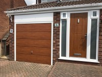 Hormann garage door, Stalybridge