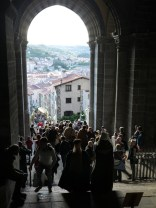 haut de la cathédrale