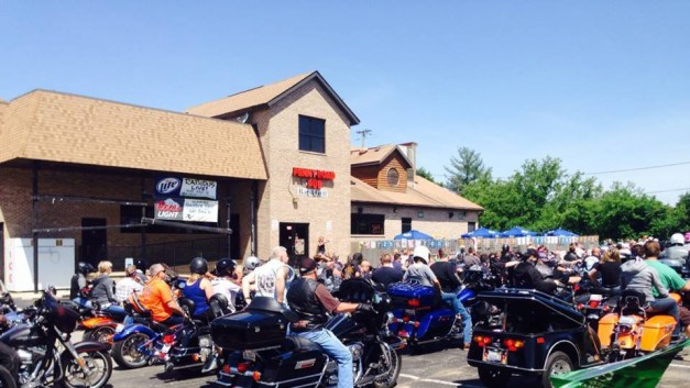 Bike Run at Penny Road Pub