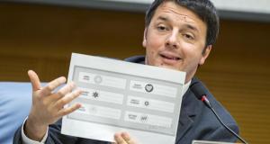 Conferenza stampa di fine anno del Presidente del Consiglio Matteo Renzi