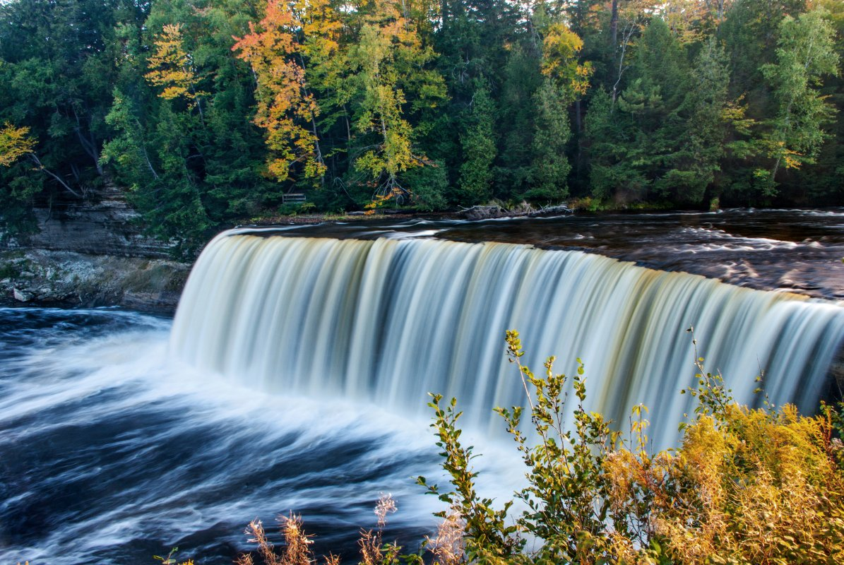 The Fall Of Troy Wallpaper Tahquamenon Falls Pentaxforums Com
