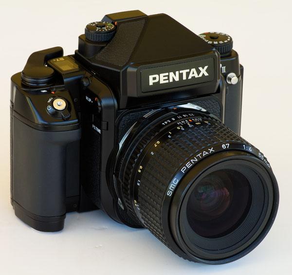 pentax 67 ii manual