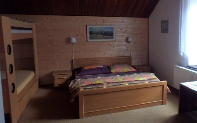 celoroční ubytování