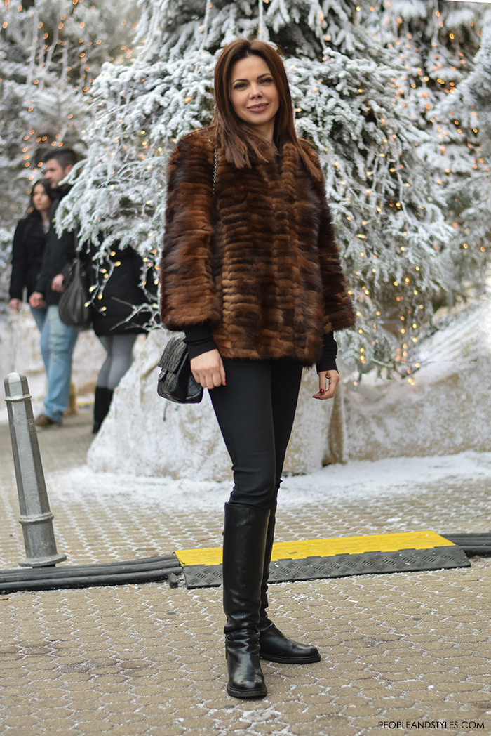 Winter Fashion 3 Street Style Coat Ideas People Styles