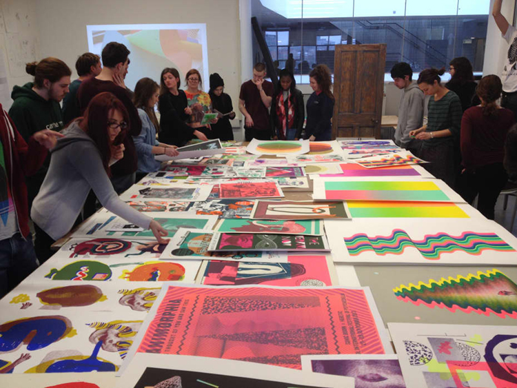 Top 10 Universities for Graphic Design and Illustration in UK