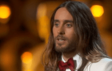 Actor Jared Leto was praised for his warming speech by the liberal media, and rightfully so. But  unlike Leto, Matthew McConaughey thanked and praised God in his speech, but it didn't fit the liberal narrative.