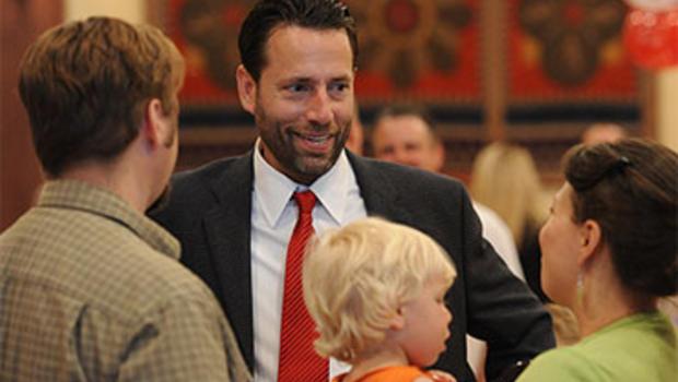 Alaska Senate candidate Joe Miller
