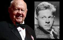 Actor Mickey Rooney dead at age 95. The entertainment legend appeared in over 100 films.