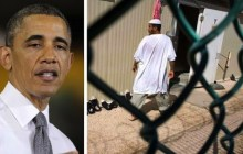Obama renewing his push to close Guantanamo Bay detention center is a radical left position, unlikely to help  his numbers recover.