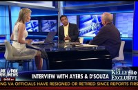 Bill Ayers Vs. Dinesh D'Souza On Part 3 Of 'The Kelly File' Interview