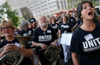 A recent survey from Gallup finds a slight 53 percent majority of Americans still approve of labor unions, but the right to work movement is wildly popular.