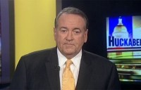 "Former Arkansas Governor Mike Huckabee, now the host of ""Huckabee,"" criticized the Obama administration for continuously overlooking global crises."