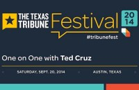 Texas Tribune goes One-on-One with Texas Sen. Ted Cruz at their annual Festival, discussing ISIS in Iraq and Syria.