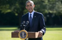President Obama On U.S. Airstrikes In Syria: 'They Will Find No Safe-Haven'