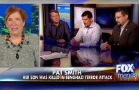 Mother Of Benghazi Victim Speaks To Men Who Tried To Save Her Son's Life