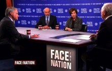 This week on Face The Nation, Gerald Seib, Susan Glasser, and Jeffrey Kluger joined Bob Scheiffer to discuss whether the government is handling Ebola.