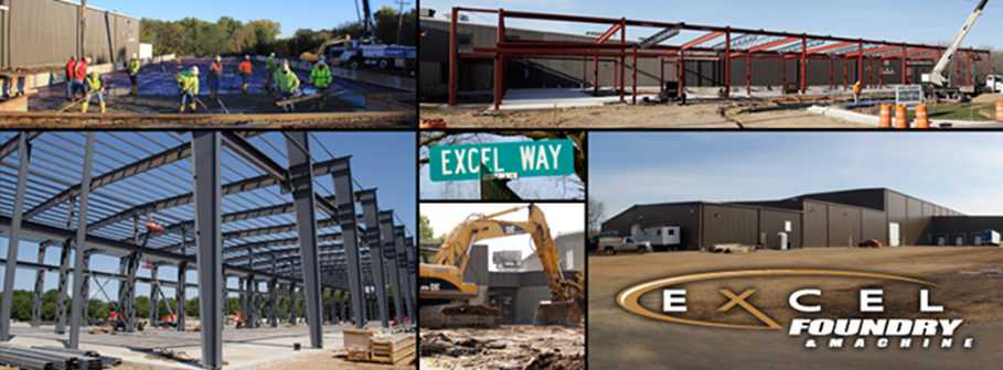 Excel Foundry project with Peoria Metro Construction