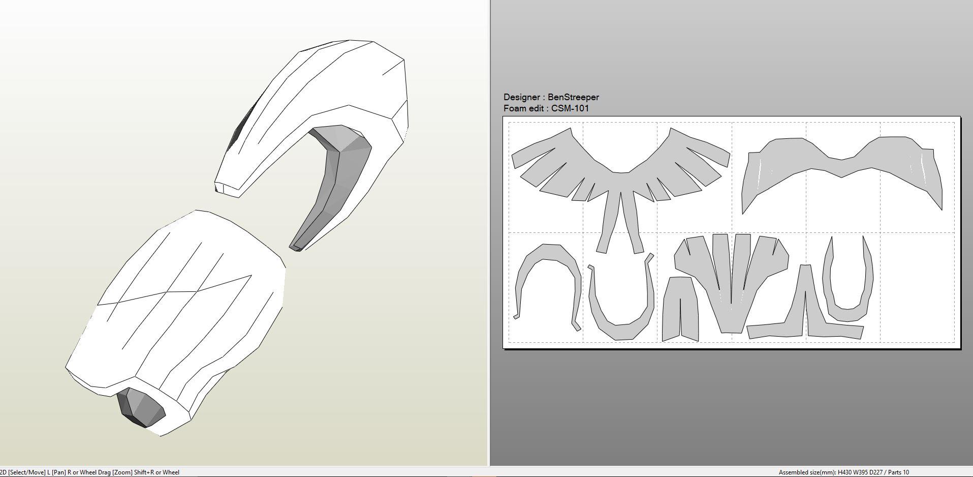 Beautiful Ironman Helmet Template Motif   Example Resume And .