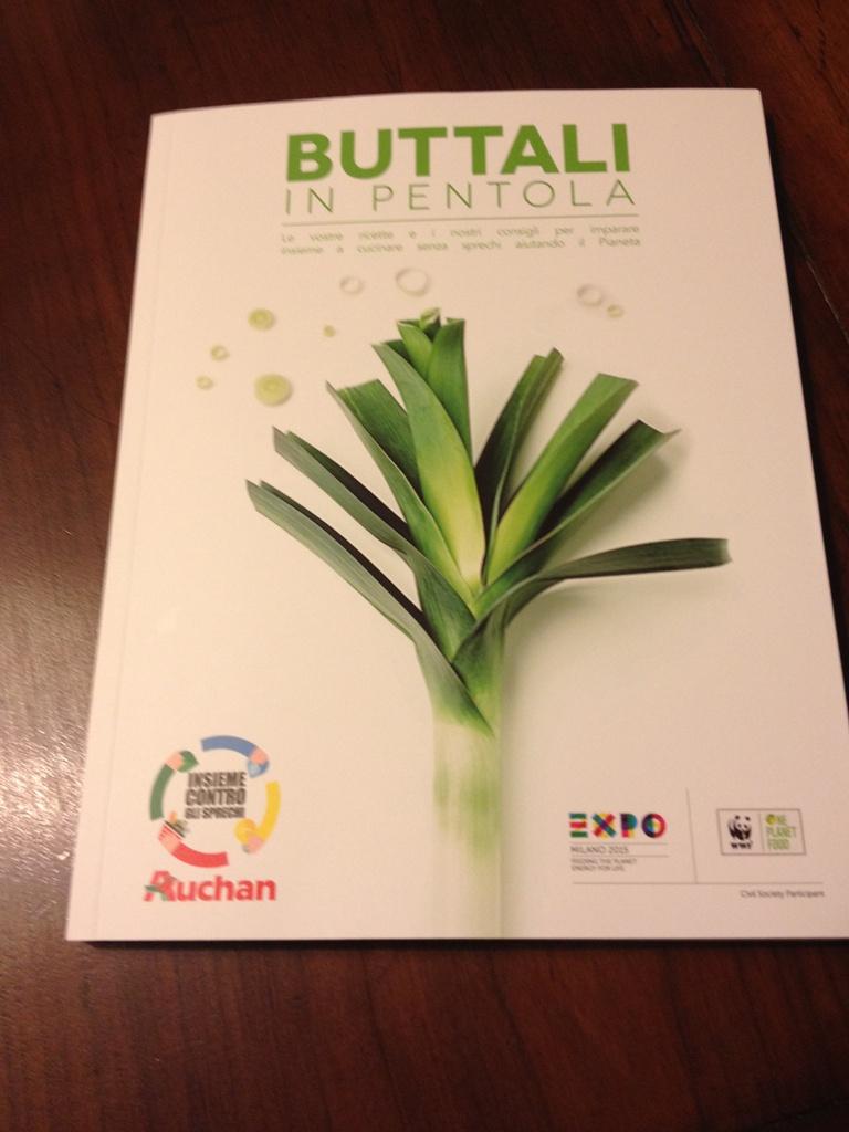 libro Buttali in Pentola