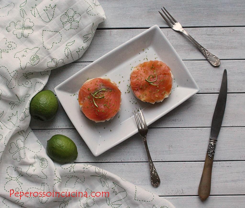 salmone e melone A