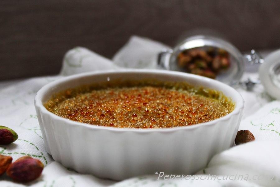 creme brulee al pistacchio 1