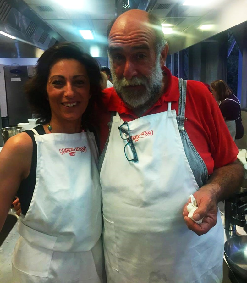 In cucina con…Giorgione!   Pepe Rosso in Cucina
