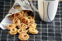 Mini Murukku recipe of Readymade Snack