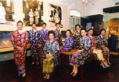 Peranakan Life Malaysia Nyonya Baju Panjang Long Dress
