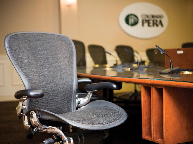 Colorado PERA Plan Design Compared to Other Non-Social Security