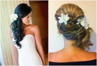 Side Swept | Side wedding hair with veil