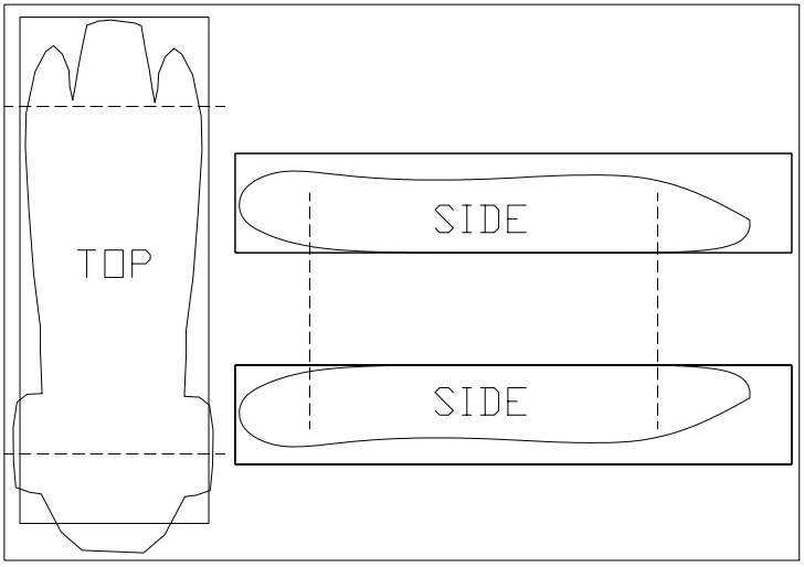 Mach 6 Pinewood Dery Plans - Pereanu - free pinewood derby car templates download