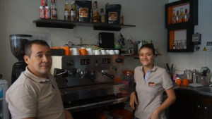 Cafe's in Pereira