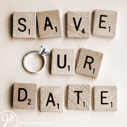 Wedding Save the Date Cards - Perfect Details