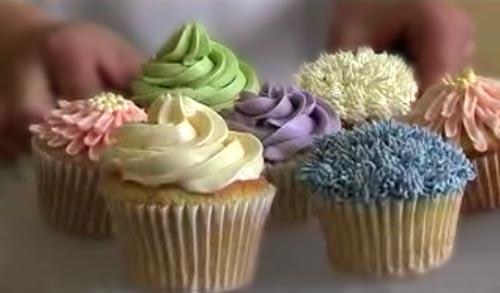 Wedding Cupcake Decorations Ideas - Elitflat