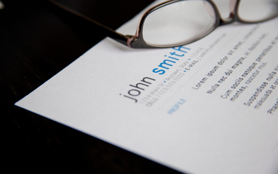 One Fatal Error You Can\u0027t Afford To Make In Your Resume Header