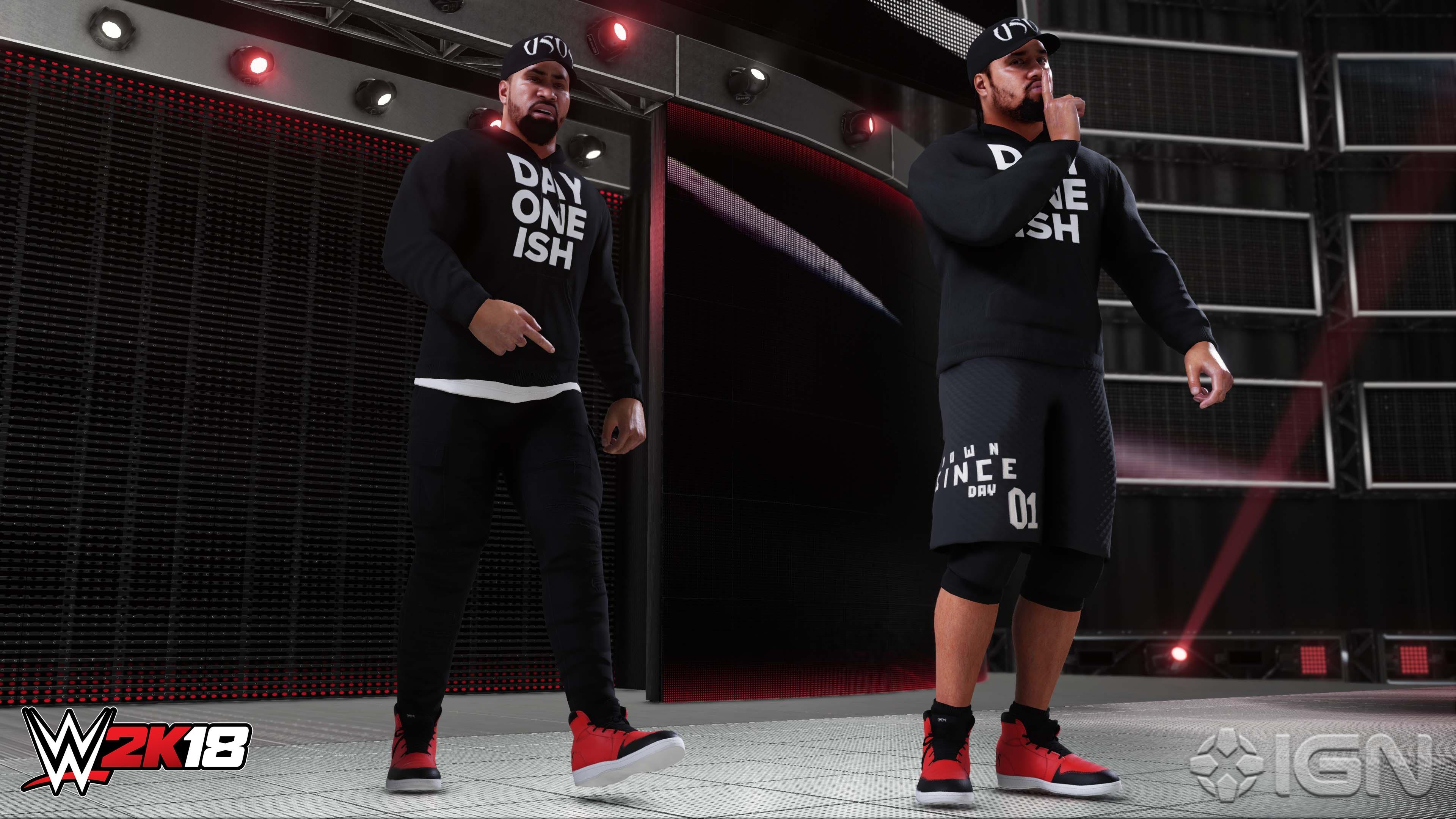 Godfather Hd Wallpaper Wwe 2k18 More Superstars And Entrance Videos Revealed