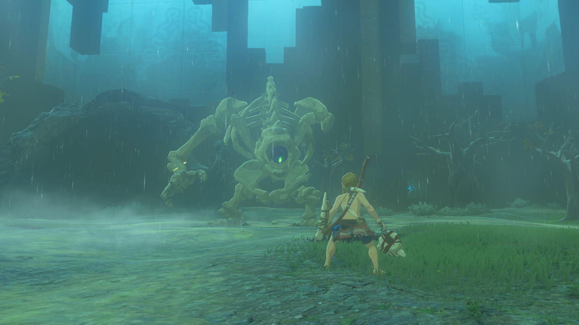Legend Of Zelda Breath Of The Wild Wallpaper Hd The Legend Of Zelda Breath Of The Wild New Trailer And