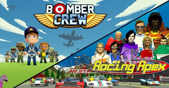 Nintnedo Fall Wallpapers Gc17 Bomber Crew Announced For The Nintendo Switch