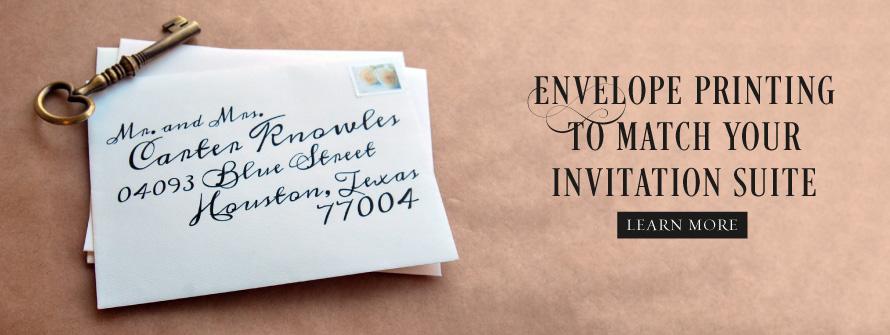 Custom Wedding Invitation Design  Printing Perfectly Invited