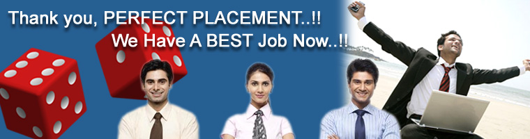 Perfect Placement, Vadodara, Ankleshwar, job consultants