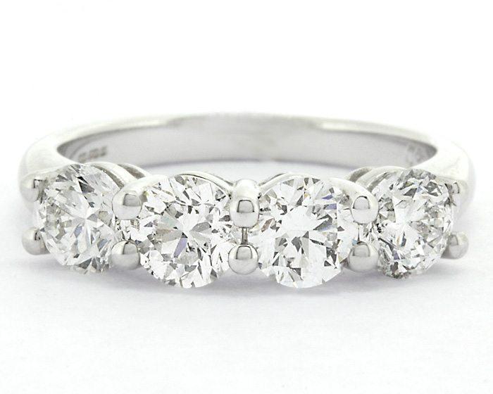 2.02ct Four Stone Diamond Eternity Ring MD021 Ireland