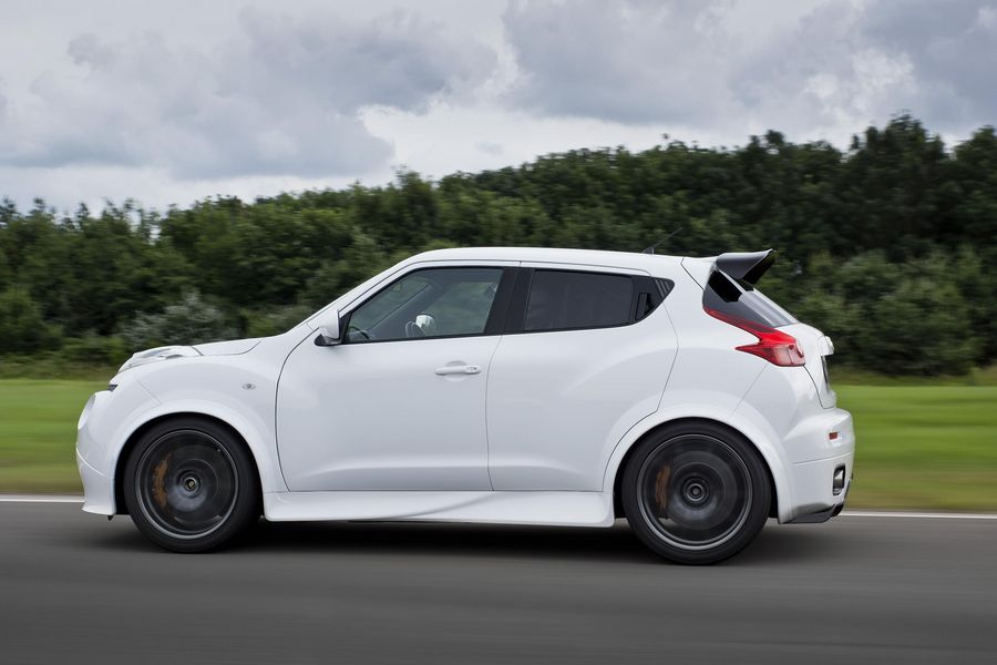 Nissan Juke R  Nismo 2012 on