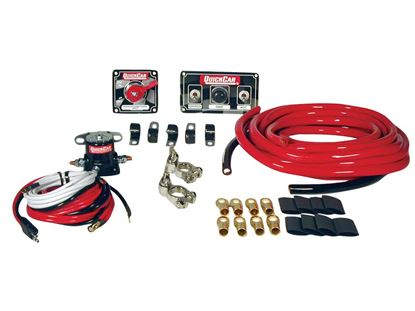Performance Bodies Battery Cable  Wiring Kits